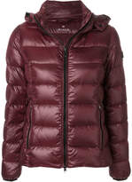 Hetregó zipped padded jacket