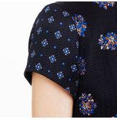 Club Monaco Marjorie Floral Print Dress