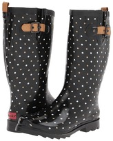 Chooka Classic Dot Rain Boot Women's Rain Boots