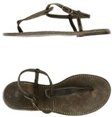 Pantofola D'oro Toe post sandal