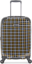 "Ben Sherman Glasgow 20"" Hardside Expandable Spinner Suitcase"