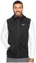 Nike Therma Hoodie Sleeveless Full Zip Swoosh