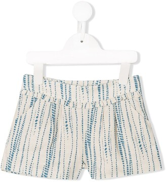 Knot Tie Dye Shorts