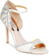 Badgley Mischka Roxy Evening Sandals