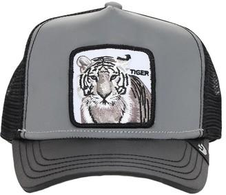 Goorin Bros. Reflective Tiger Trucker Hat W/Patch