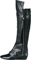 Derek Lam 10 Crosby Loden Over-the-Knee Boot, Black
