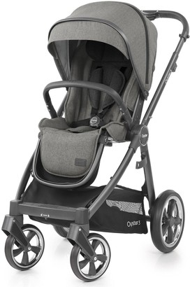 Oyster 3 Stroller - Mercury with City Grey Chassis