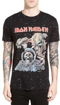 Eleven Paris Men's Elevenparis 'Iron Maiden' Graphic Crewneck T-Shirt