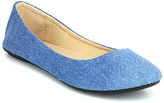Refresh Denim Demi Flat