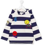 Stella McCartney 'Stripy' hoodie