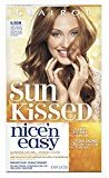 Clairol Nice 'n Easy, 6.5GN Light Golden Sunset Brown, Permanent Hair Color, 1 Kit