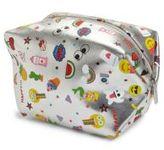 Bari Lynn Kid's Emoji Printed Makeup Bag