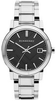 Burberry Sunray Stainless Steel Watch
