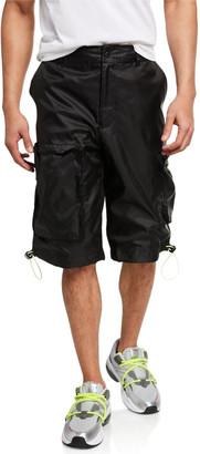 Puma Men's Central Saint Martins Woven Shorts