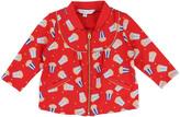 Little Marc Jacobs Popcorn Trousers + Zipped Sweatshirt