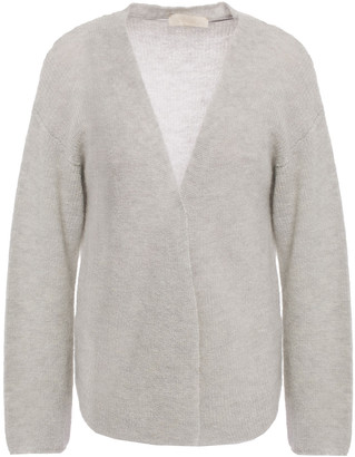 Vanessa Bruno Brushed Knitted Cardigan