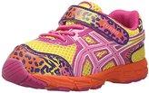 Asics Turbo TS Girls Running Shoe (Toddler)