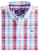 Vineyard Vines Boys' Gunnel Plaid Button Down Shirt - Sizes S-XL