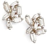 Suzanne Kalan Women's 'Fireworks' Diamond Cluster Stud Earrings