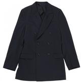 Saint Laurent Blue Wool Suit