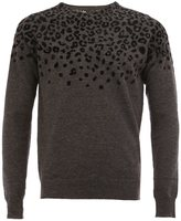 Kolor leopard print jumper