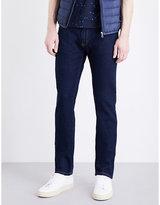 Armani Jeans J45 Slim-fit Tapered Jeans