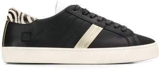 D.A.T.E side stripe sneakers