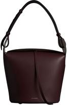 Burberry The Medium Leather Bucket Bag