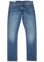 Polo Ralph Lauren Sullivan Blue Slim-leg Jeans