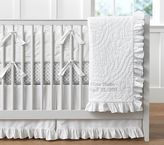 Pottery Barn Kids Ruffle Quilt Set