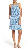 Tommy Bahama Women's Ikat Print Cover-Up