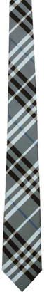 Burberry Blue Vintage Check Classic Manston Tie