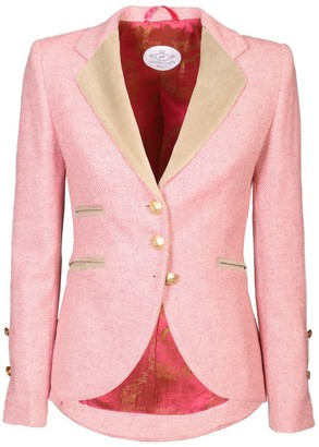 The Extreme Collection Light Pink Blazer Avelina