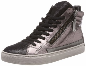 Crime London Women's 25144aa1.23 Hi-Top Trainers