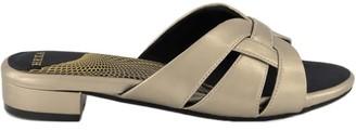 Hexa Iris Vegan Sandal 1 Gold
