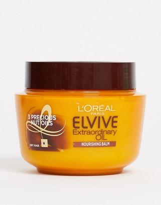 L'Oreal Extraordinary Oil Hair Mask Pot for Dry Hair 300ml