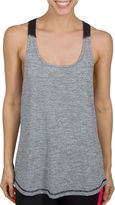 Jockey Sport Neo Stripe T-Back Tank Top