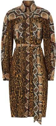 Burberry Silk Animal Shirt