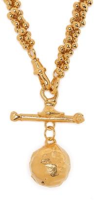 Alighieri L'aura choker necklace