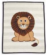 Lucky Jade Baby's Cotton & Cashmere Lion Blanket