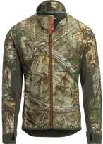 Icebreaker Helix Long Sleeve Zip Real Tree-Men's