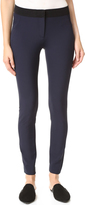 Veronica Beard Scuba Skinny Pants