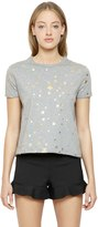 RED Valentino Star Print Cotton Jersey T-Shirt