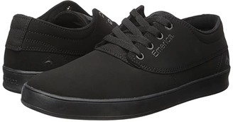 Emerica Emery (Black/Black/Black) Men's Skate Shoes