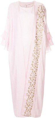 Isabella Collection Bambah maxi kaftan dress
