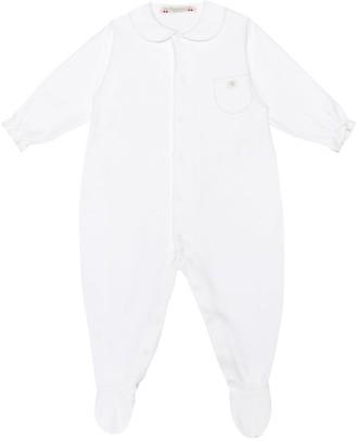 Bonpoint Cotton-blend onesie