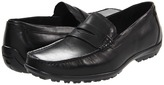Florsheim Nowles Penny (Black Smooth Leather) - Footwear