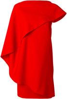 Givenchy asymmetric sleeve dress