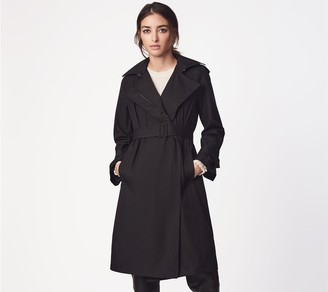 Bernardo Long Trench Coat