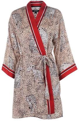 DKNY Leopard Robe